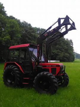 Traktor bazar polsko